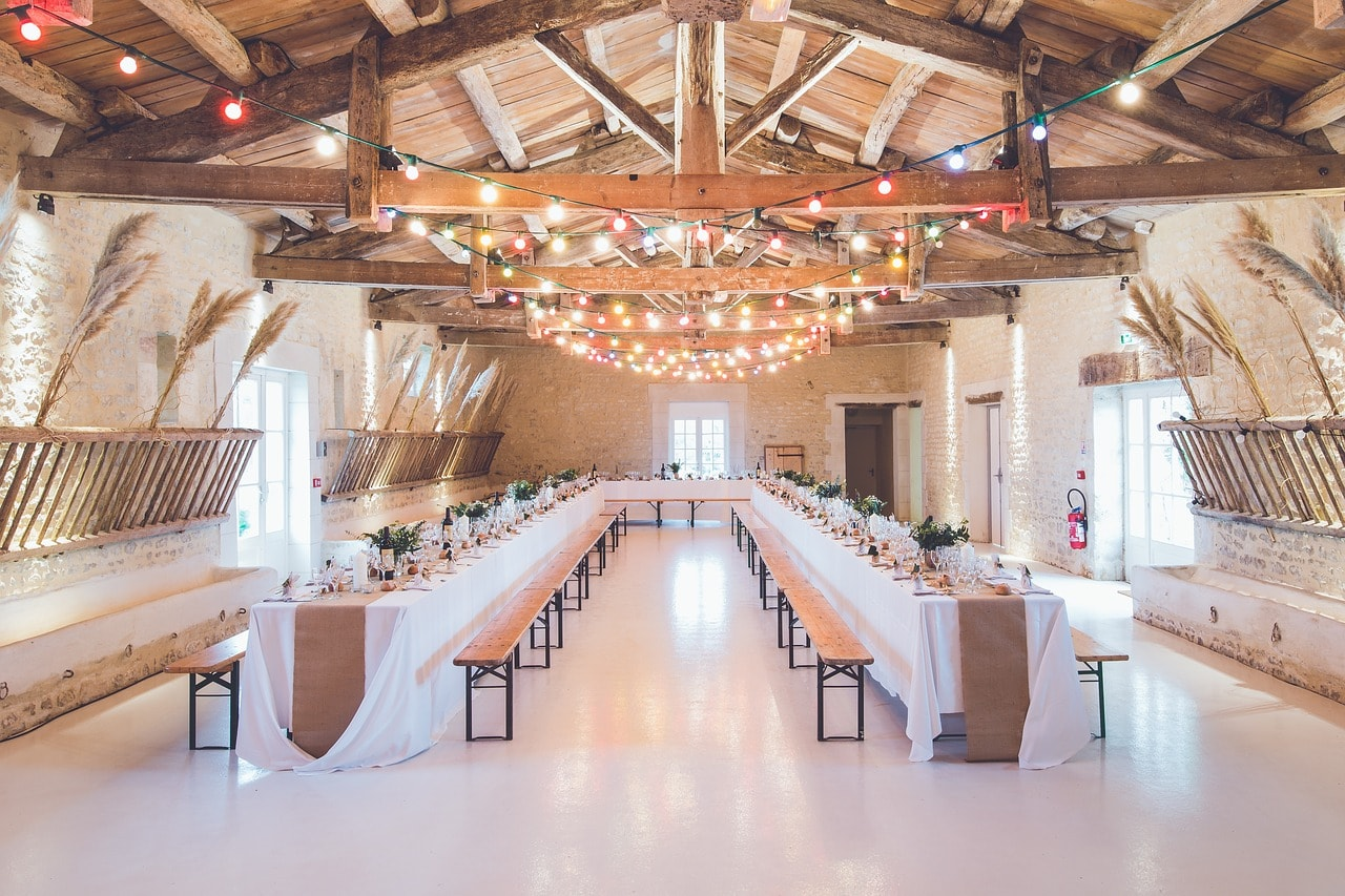 24 Questions to ask your wedding venue