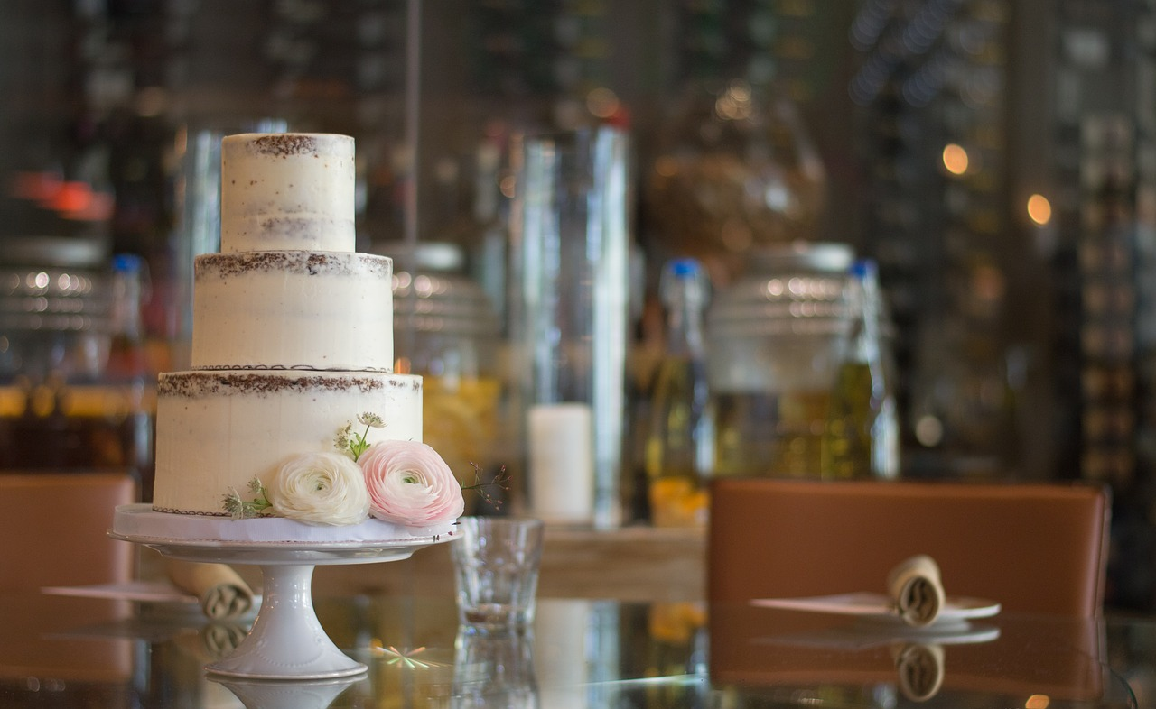 When Traditional Wedding Cakes Just Won't Do.